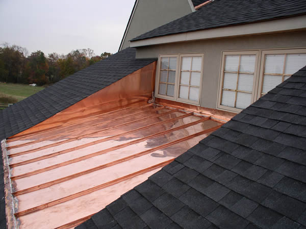 Metal Roofing Volpe Enterprises Inc