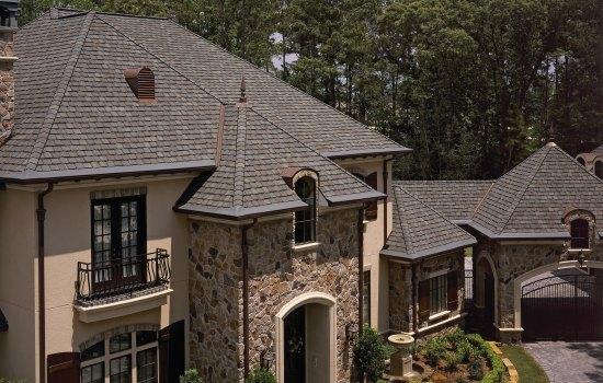 Fiberglass Shingle Roofing