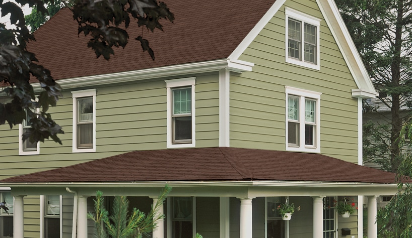 Vinyl Siding Volpe Enterprises Inc