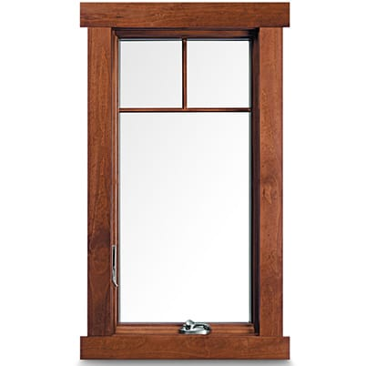 Andersen Casement Wood Windows