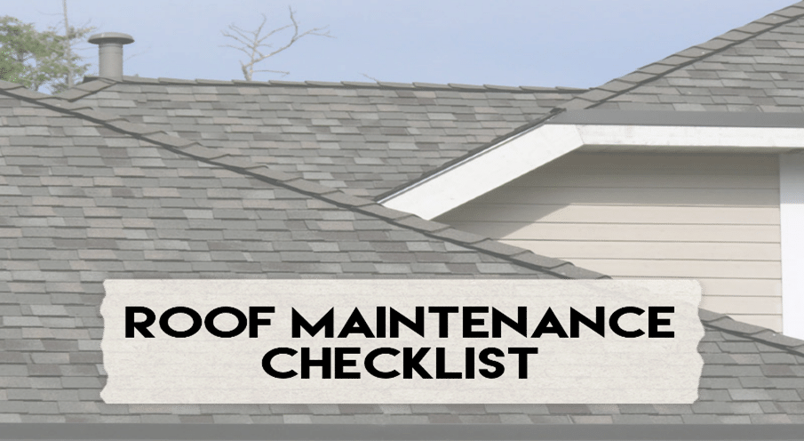 Roof Maintenance Tips: How to Check Your Roof for Problems